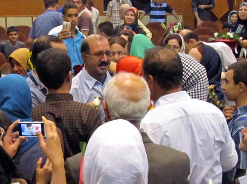بازگشت عباس محمد پور به آغوش خانواده