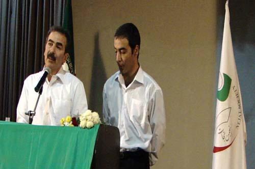بازگشت برادران شهرام و شهروز بهادری به آغوش گرم خانواده