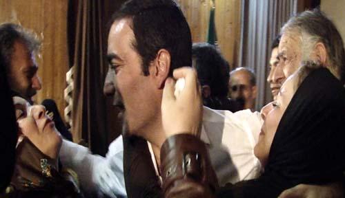 اثنين من زمره خلق يصلان إلى إيران بعد انشقاقهما