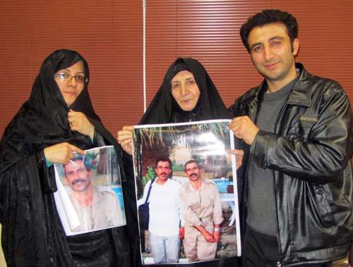 عائلة ايرانية: والدنا مختطف لدى منظمة خلق الارهابية