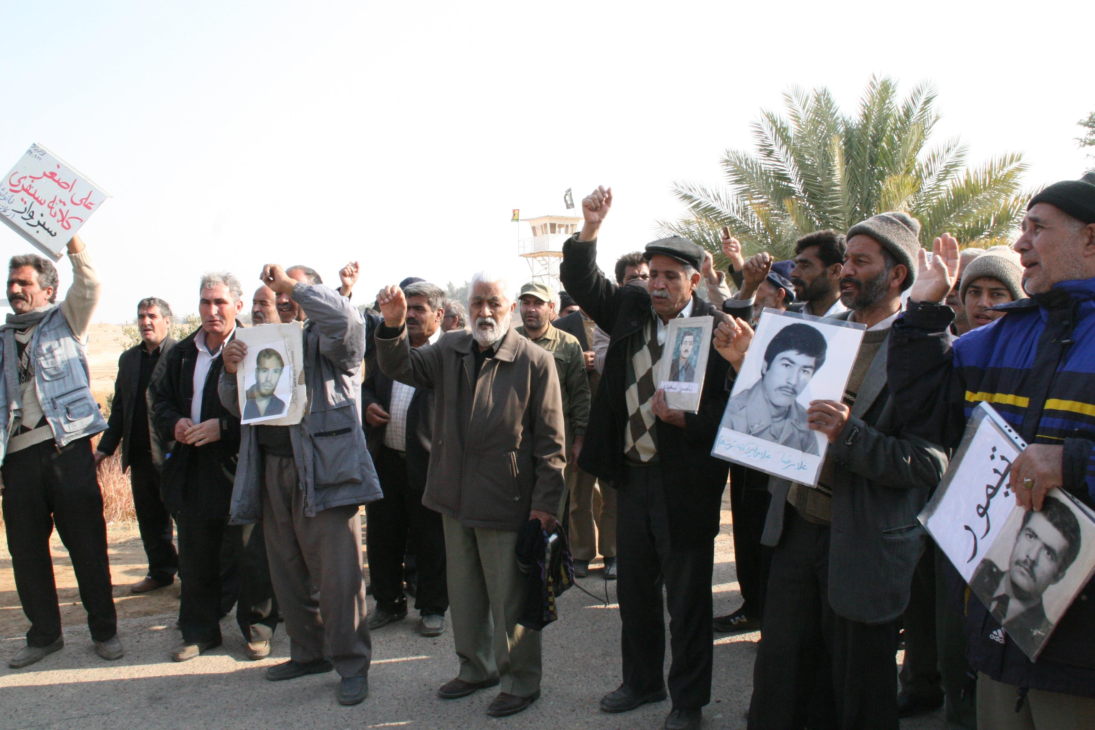 وحشت رجوی از ارتباط خانواده ها با اسیران