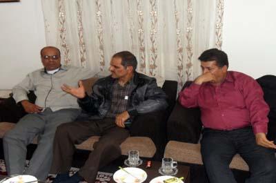 آقای رستم آلبوغبیش: اسیران بیمار ساکن لیبرتی قربانی دروغ و شیادی های فرقه رجوی