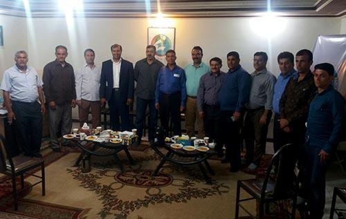 نامه اعضای جدا شده خوزستانی در محکومیت برگزاری گردهمایی ویلپنت مجاهدین