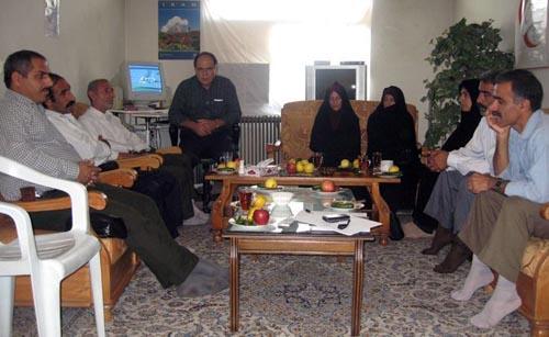 نسشت بررسی دجالیت و دروغ پردازی سازمان مجاهدین در دفتر انجمن نجات استان مازندران_مهر 87