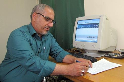 سید محمد یعقوبی: تا رهایی خواهرم هاجر یعقوبی، فعالیت علیه رجوی های جنایتکار اد امه دارد.