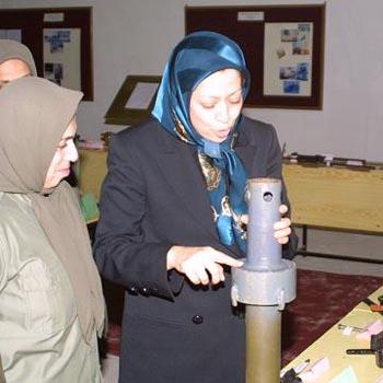 Maryam Rajavi is accused of running a crew,amanipulative cult