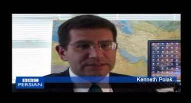 Keneth Polak: Iran and the US need to work together to stabilize Iraq