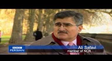 Ali Safavi ; Member of NCR