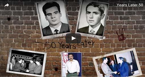 50 Years Later (Mojahedin Khalq)