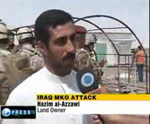 The original owners of the lands had been urging the Iraqi government for some time now to get rid of the camp