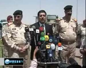 the Iraqi government has issued a judicial decree to reduce the 50 Km camp to 30 Km and have the rest of the lands returned to its original owners.