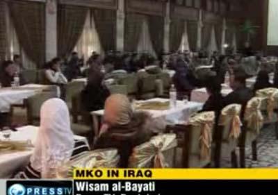 طالب الديوان الثقافي لعشائر العراق خلال ندوة ثقافية اقيمت في بغداد