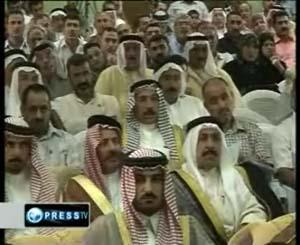 مؤتمر بصلاح الدين يدعو للتمسك بالانسحاب الاميركي وطرد مجاهدي خلق والعمال الكردستاني
