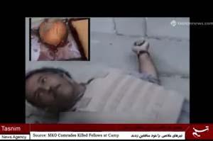 Mojahedin Khalq Comrades Killed Fellows at Camp