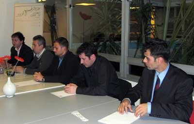 این گردهمایی با شرکت انجمن های آریا، کانون آوا و انجمن ایران سبز در شهر سرژی در حومه پاریس برگزارگردید. در این برنامه ضمن بررسی شرایط فعلی سازمان مجاهدین در عراق و قرارگاه اشرف به ضرورت اقدامات جدی جهت آزادی اسیران از بند فرقه رجوی بحث و تبادل نظر شد.