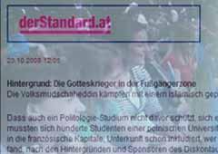Mojahedin hired Polish students for demo!!