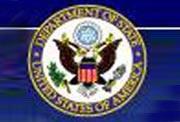 سایت وزارت خارجه امریکا