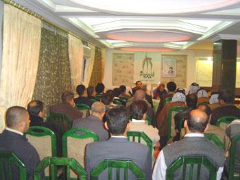 Mambars of Iraq's Islamic Supreme Assembly visit Habilian Association