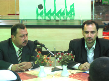 Falujah demanded the expulsion of Mojahedin Khalq