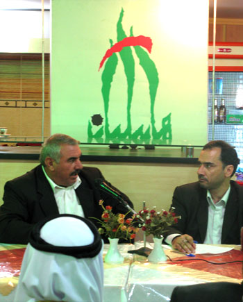 Falujah demanded the expulsion of Mojahedin Khalq )