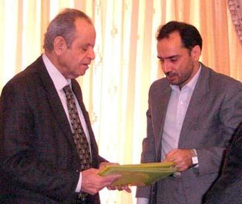 حاج حمود وکيل وزارة الخارجية العراقية:منظمة خلق ارتکبت جرائم بشعة في العراق