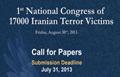 Iran Organizing Terror Victims Congress