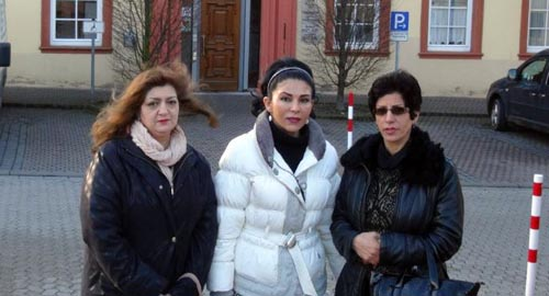 Women Association Meet Official of the Albanian Embassy